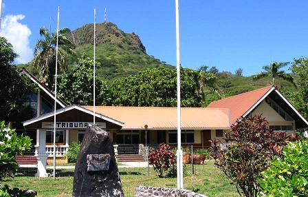 Photo Tribunal du Travail de Raiatea